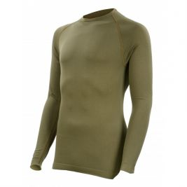Tee-shirt Technical Line coyote Col rond - Summit Outdoor