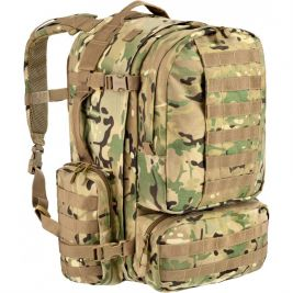 Sac MODULAR BACKPACK 60L MultiCam - Defcon 5