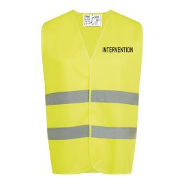 Gilet Jaune INTERVENTION