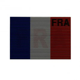 Patch drapeau français infrarouge - ClawGear