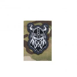 Patch moral viking urban en PVC - Mil-Spec