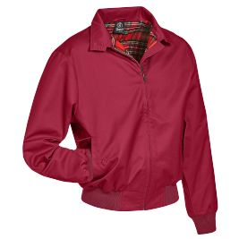 Blouson Lord Canterbury Old School Rouge - Brandit