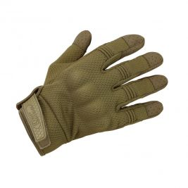 Gants coqués Recon Tactical Coyote - Kombat Tactical
