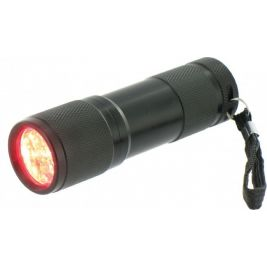 Torche Led Rouge Cobra - Highlander