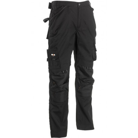 Pantalon de travail Experts Dagan Noir - HEROCK