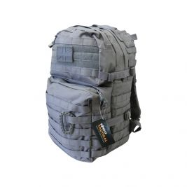 Sac à dos Medium Assault Pack 40L Gris Métal - Kombat Tactical