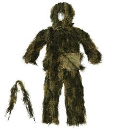 Ensemble Ghillie Special Forces Woodland - Fosco Industries