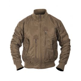 Veste Us Tactical Flight Dark Coyote - Miltec