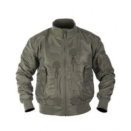 Veste US Tactical Flight Vert Olive - Miltec