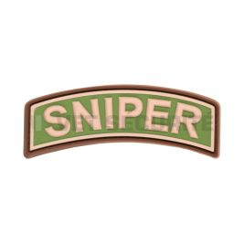 Patch Sniper Tab Rubber Multicam - Jacket To Go