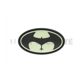 Patch Buttman Rubber Fluo/Noir - JTG