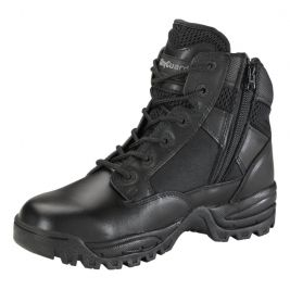 "Chaussures Megatech 6"" Black One Zip - CityGuard"
