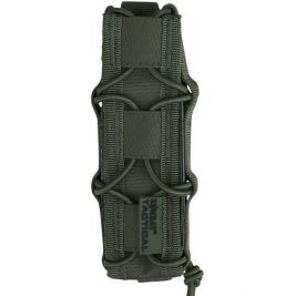 Spec-Ops Extended Pistol Mag Pouch - Olive Green