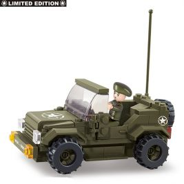 Jeep Allied Star M38-70207 - Sulban