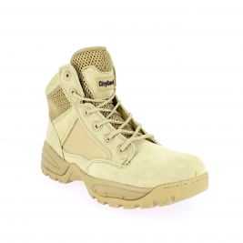 Chaussure Megatech 6 Coyote One Zip - Cityguard