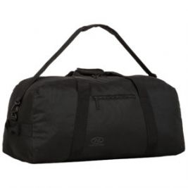 Sac de transport CARGO 100L - Noir - Highlander