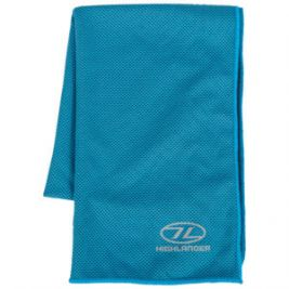 Serviette COOL TECH - Bleu - Highlander