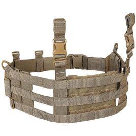 TT FL chest rig Plate-forme pour porte plaques MKII - Coyote - Tasmanian Tiger