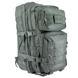 Sac à dos US Assault Pack 36L Gris - Miltec