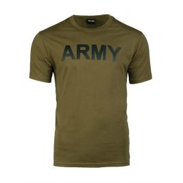 Tee shirt Army vert olive - Miltec