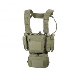 Chest Rig d'entrainement adaptative green - Helikon