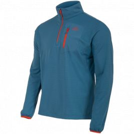 HIRTA FLEECE STEEL BLUE - Highlander