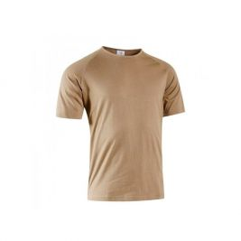 Tee shirt manches courtes coyote - B&C