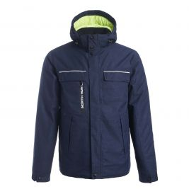 DOUDOUNE IMPERMEABLE GAROU NAVY - North Ways