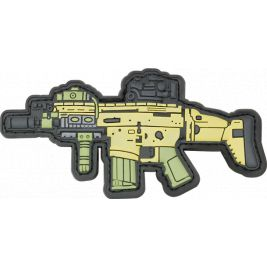Patch SCAR-H - Barbaric