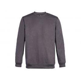 SWEAT COL ROND LEON GRIS - North Ways