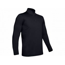 LW 1/4 Zip HOMME BLACK - Under Armour