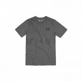 Tee-shirt logo UA Sportstyle Gris - Under Armour