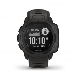 Montre GPS Garmin Instinct Multi-Fonctions - Gris Graphite