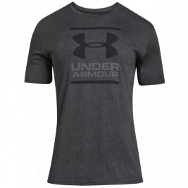 Tee-Shirt manches courtes GL Foundation Gris - Under Armour