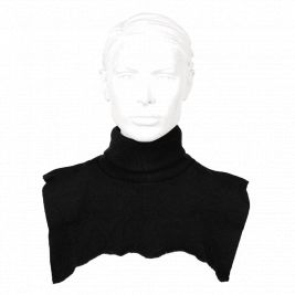 Polo-neck Black - Fostex Garments