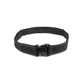 Police pistol belt Black - Fostex Garments