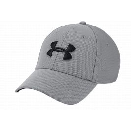 Casquette Blitzing 3.0 gris clair - Under Armour