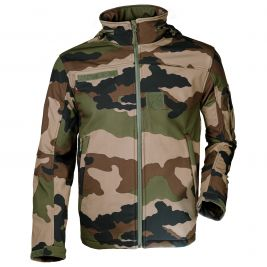 Veste Softshell Camo CE - Summit Outdoor