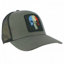 Casquette PUNISHER TRICOLORE - Army Design by Summit Outdoor