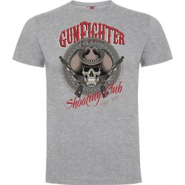 Tee-shirt Gunfighter Gris Chiné - Army Design by Summit Outdoor