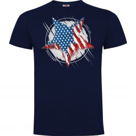 Tee-shirt Etoile US Marine - Army Design by Summit Outdoor