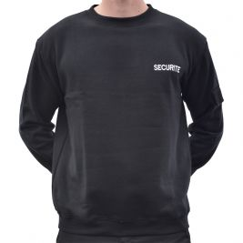 Sweat Shirt SECURITE - AltoRisk